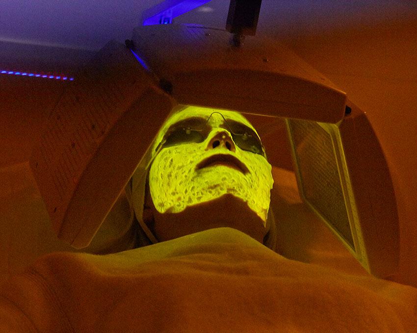 cabina facial en bilbao