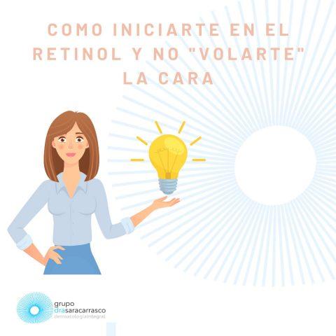 guía de iniciación al retinol